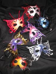 Fantastic Flutterbys by elementalillusions