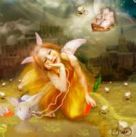 Queen of The Rabit by Uot-Mi
