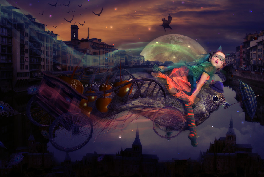 Photomanipulation Digital Art bexi