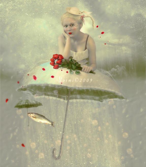 I Hate Rain by Uot-Mi