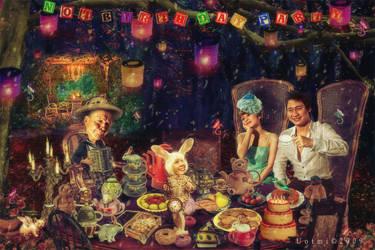 Not Birthday Party by Uot-Mi