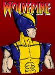 Wolverine Self-Portrait