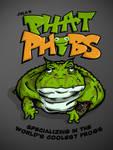 Jela's Phat Phibs Logo