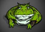 Phat Phibs - Monster Frog