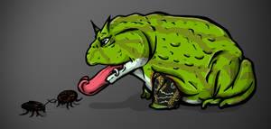 Phat Phibs - Frog Eating