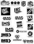 IMS Productions logo concepts
