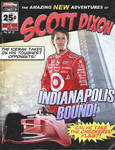 Scott Dixon comic cover