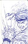 Ryu - sketch