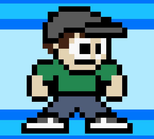 Benji - pixel