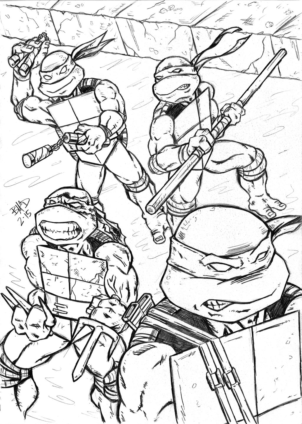 TMNT Sewer Group