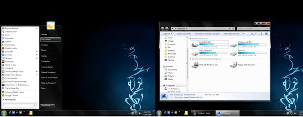 Desktop View by noel86