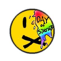 Day of Silence Button by marshmellok