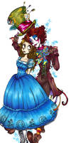 TB-Alice and the Mad Hatter