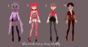 Valentine's day adopt [ OPEN 1/4 ] by ReeSell