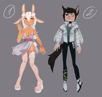 Adopts 005 SET PRICE [ OPEN ] by ReeSell