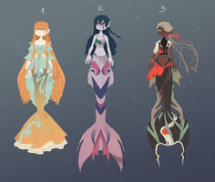Mermay adoptables [ OPEN ] set price by ReeSell