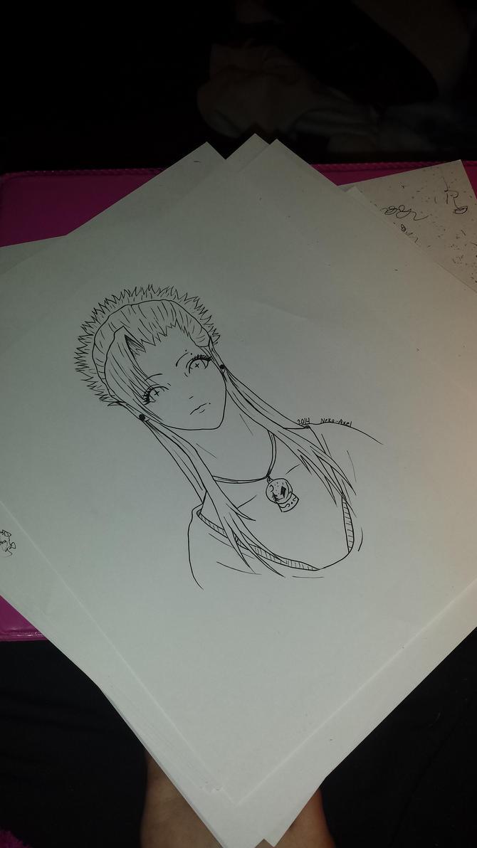 .:Meinen neuen Charakter:. by Neko-Axel