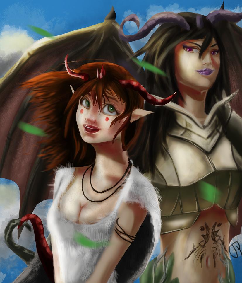 Tail of Hearts by Neko-Axel