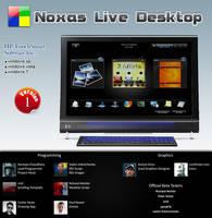 Noxas Live Desktop V1.0 by amine5a5