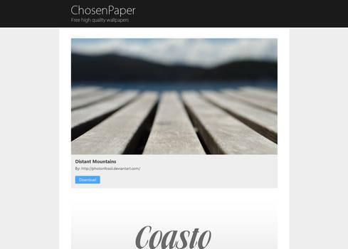 ChosenPaper