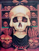 Optical Illusion-Skulls by tigerlover71439325