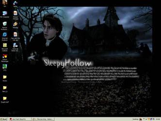 Sleepy Hollow desktop by Vivi-Sparrow