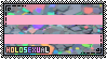 holosexual flag stamp