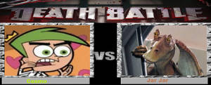 Cosmo vs Jar Jar