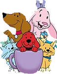 Clifford and friends