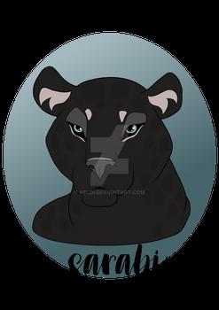 Sarabi Medallion
