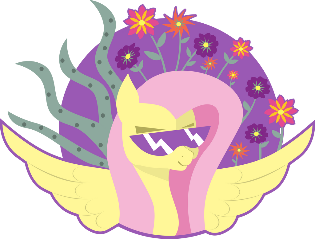 Fluttershy by Ducheved