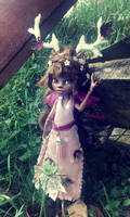 OOAK Fauna, the forest guardian -- for sale