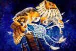 Owl-catcher by Aohakath