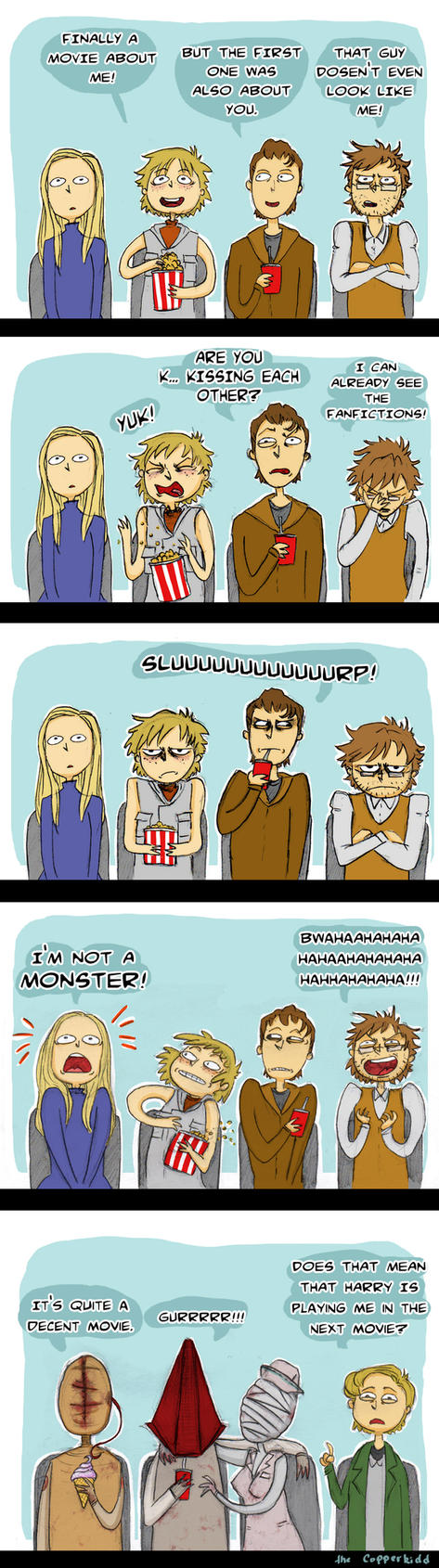 Silent Hill Revelation by CopperKidd