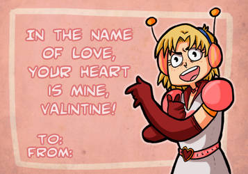 Valentine's Day Silent Hill 3 by CopperKidd