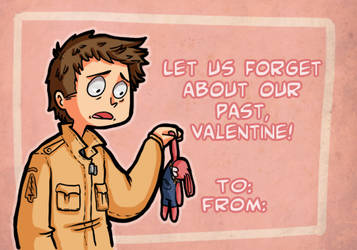 Valentine's Day Silent Hill Homecoming by CopperKidd
