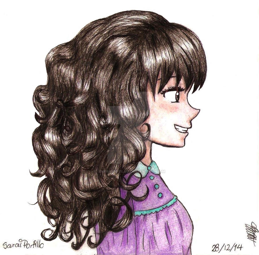 Un lindo cabello by saraiportillo