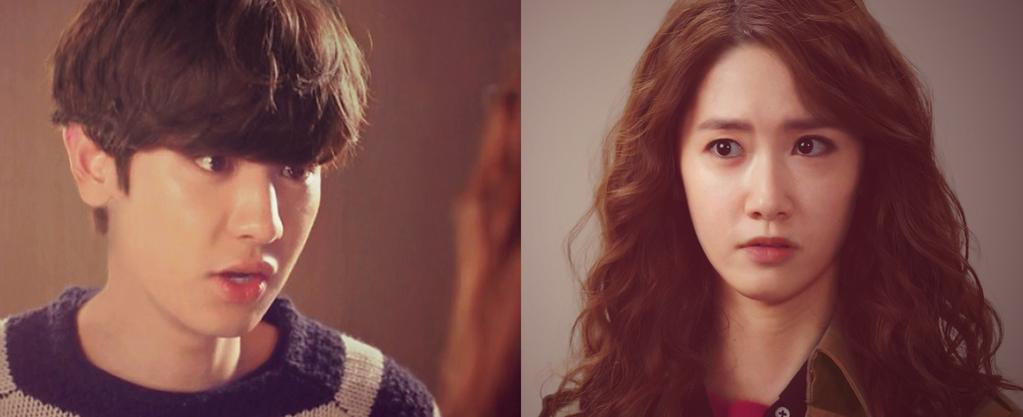 Chanyeol y Min Ah - Sasaeng by saraiportillo