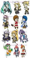 CHIBIS: Vocaloid