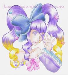 Purple Idol by bunnychan