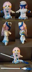 PLUSHIE: Mizunashi Akari by bunnychan
