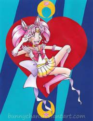 Chibi Moon Heart