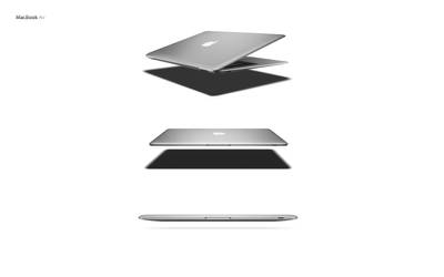 MacBook Air - Wallpamac