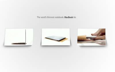 MacBook Air 3 - Wallpamac