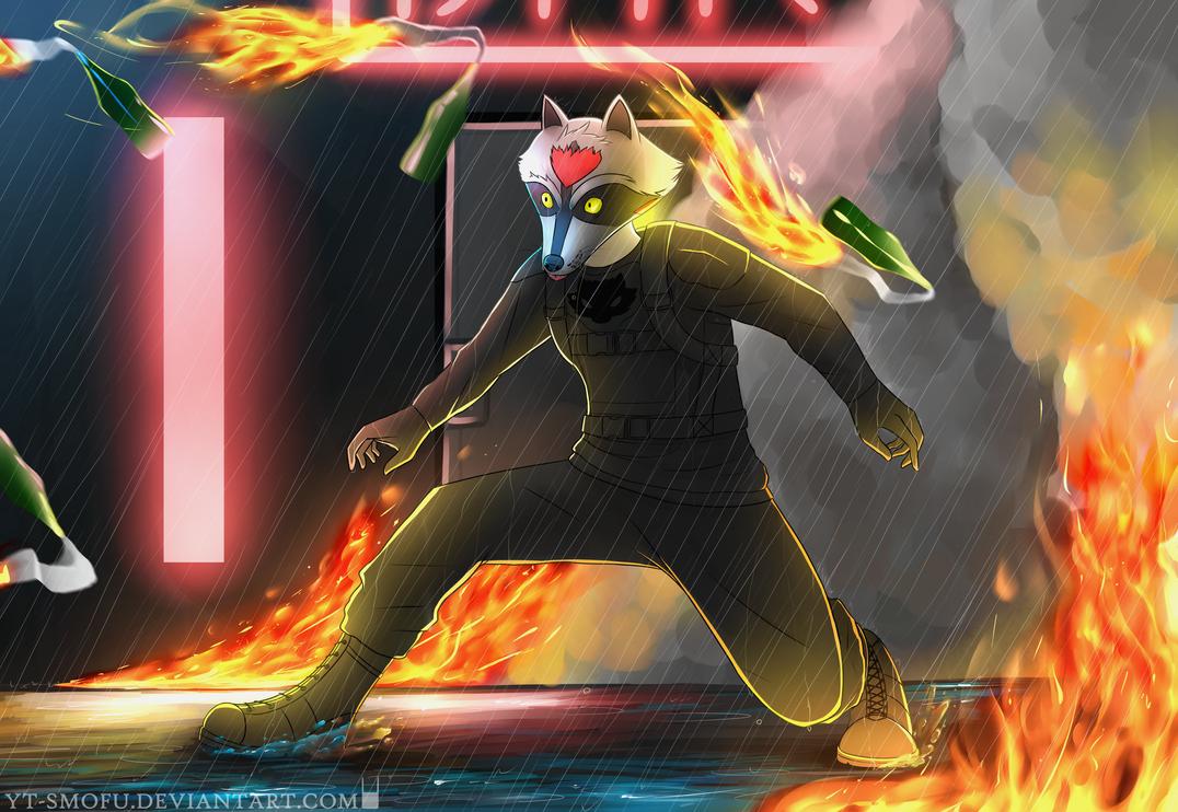 Batcoon by YT-Smofu on DeviantArt H20 Delirious Fan Art