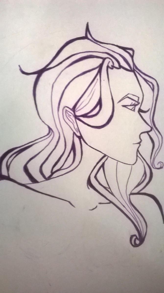 Hairr by sashakate