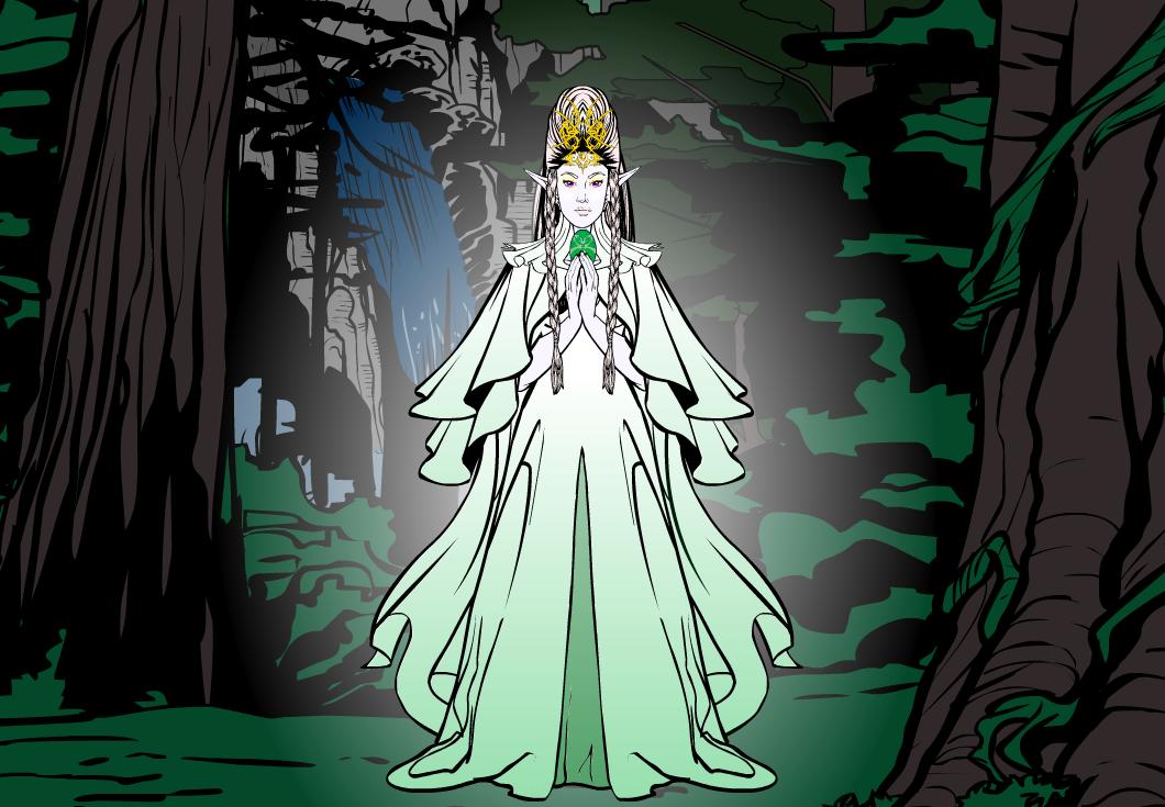 Healer of the Woods