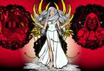 Demonitia The Necromancer Thundersong