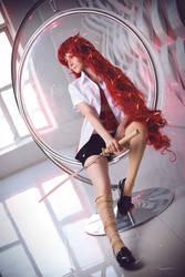 Crimson sapphire by Satomi-Tadashi