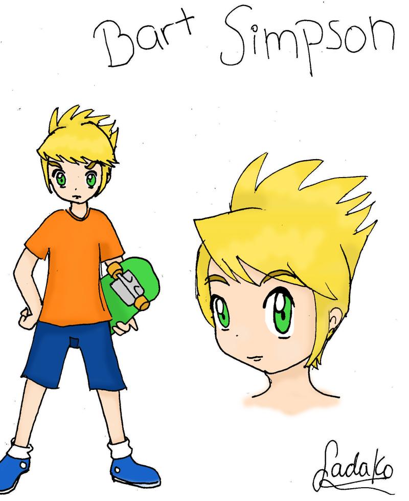 Anime Bart